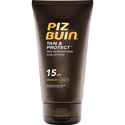 Piz Buin PIZ BUIN Tan & Protekt Tan Intesifiying Lotion SPF 15