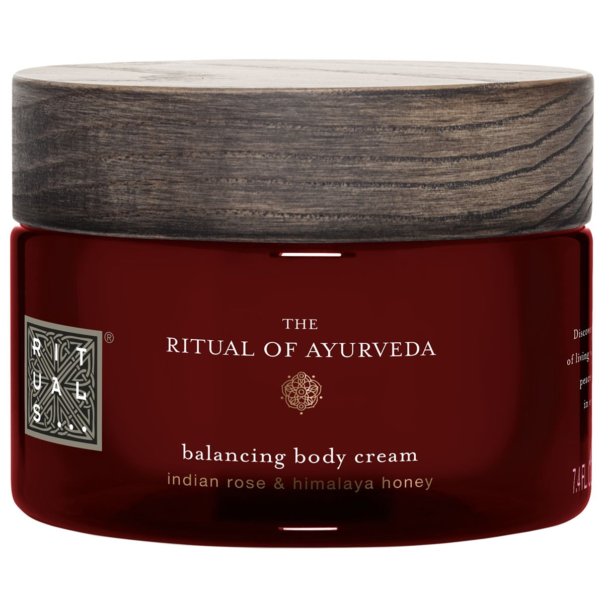 Rituals... Rituals The Ritual of Ayurveda Body Cream
