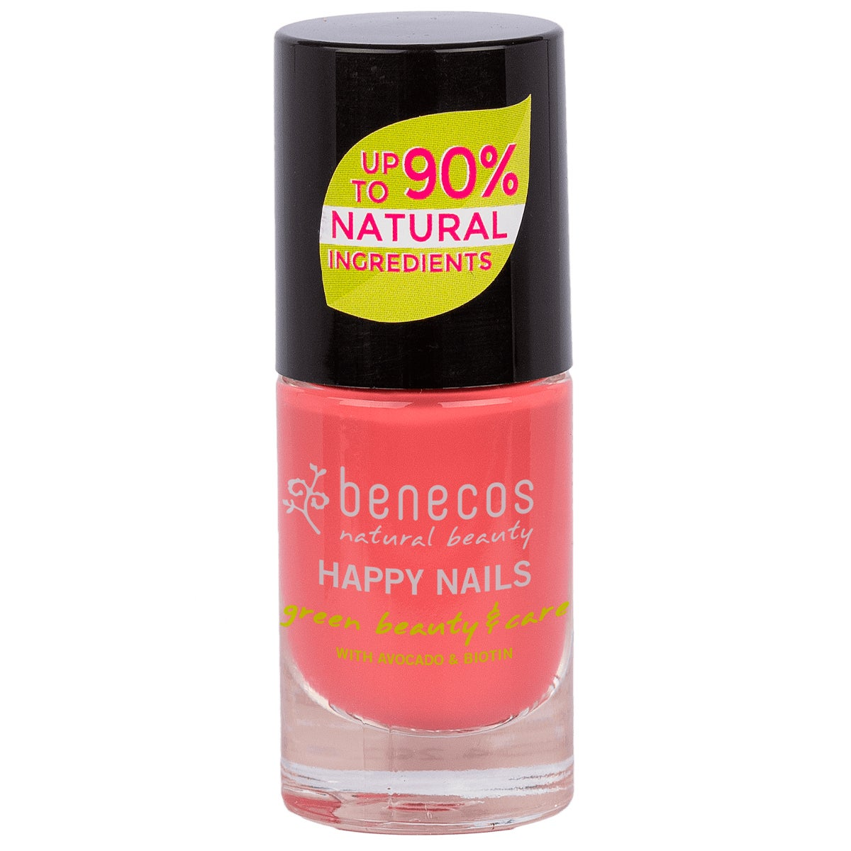 Benecos Nail Polish - flamingo