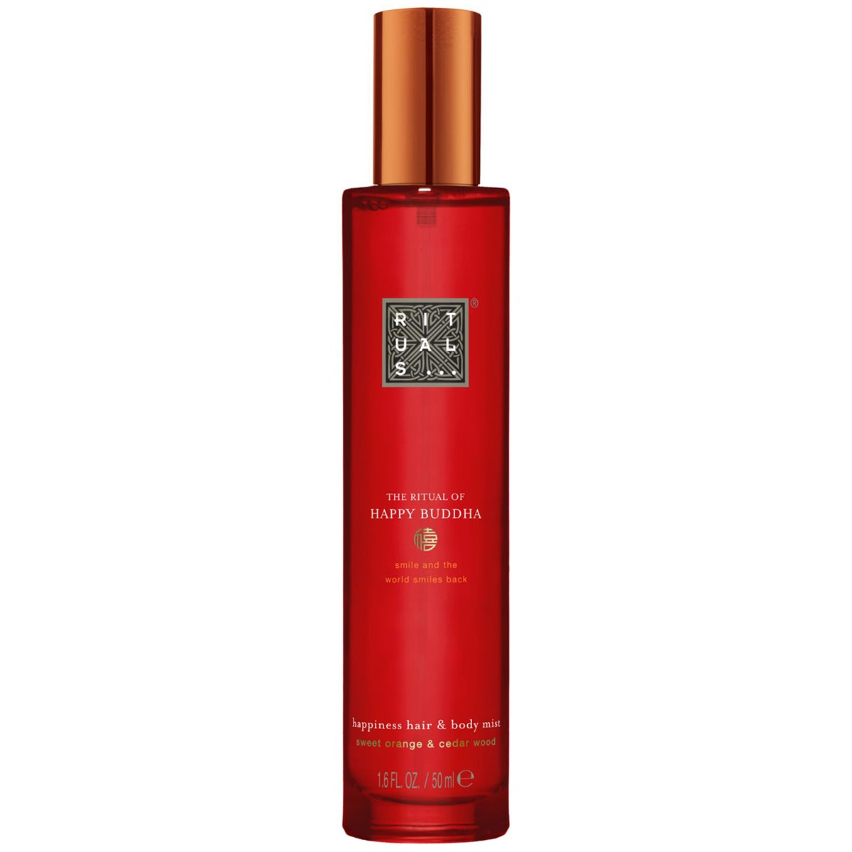 Rituals... Rituals The Ritual of Happy Buddha Hair & Body Mist