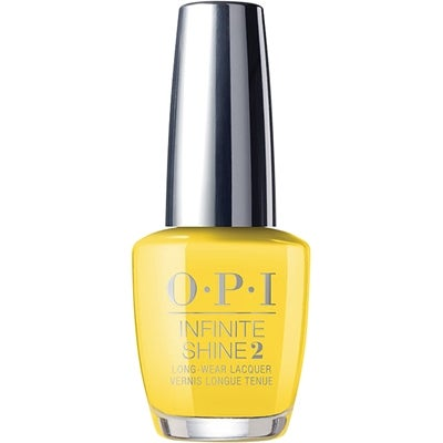 OPI Infinite Shine Exotic Birds Do Not Tweet