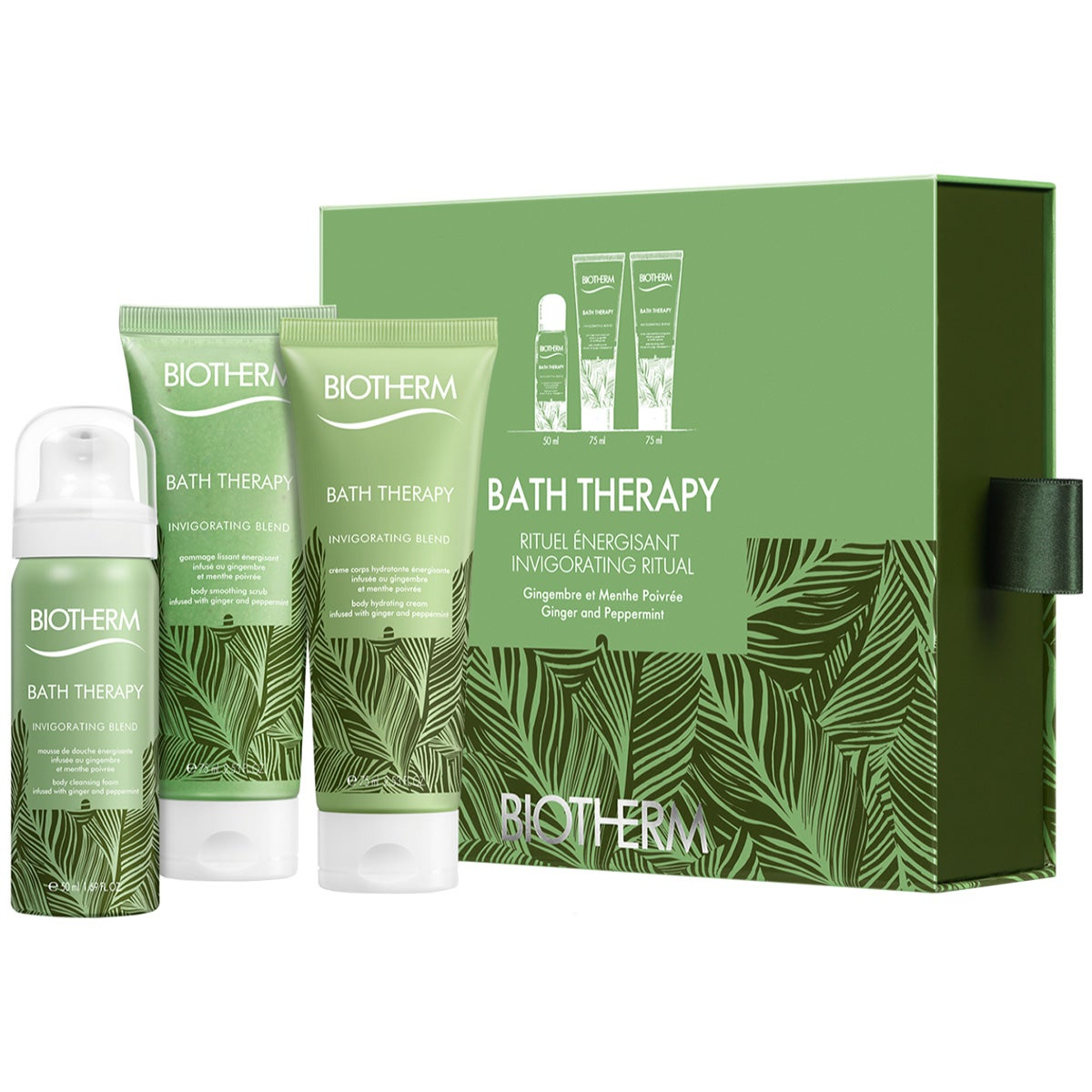 Biotherm Bath Therapy Invigorating Discover Set