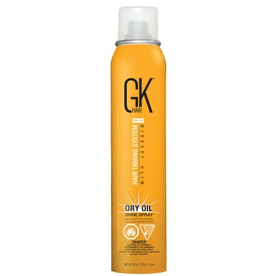 GK Hair Dry Oil Shine Spray