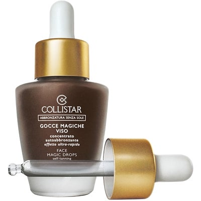 Collistar Face Magic Drops Self Tanning Concentrate