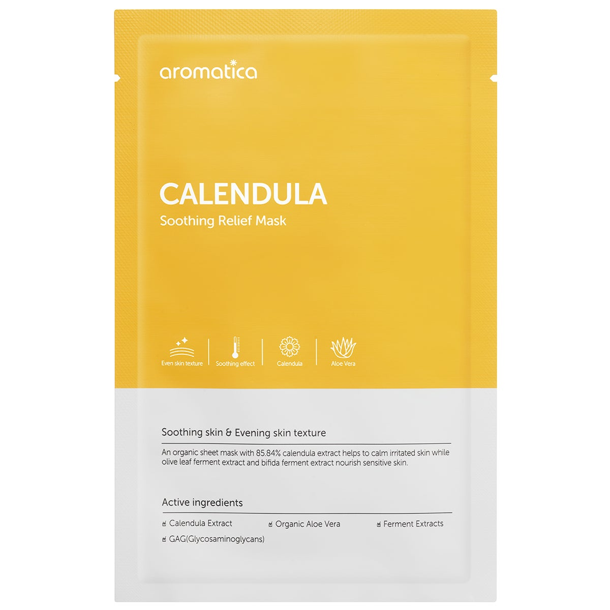 Aromatica Calendula Soothing Relief Mask