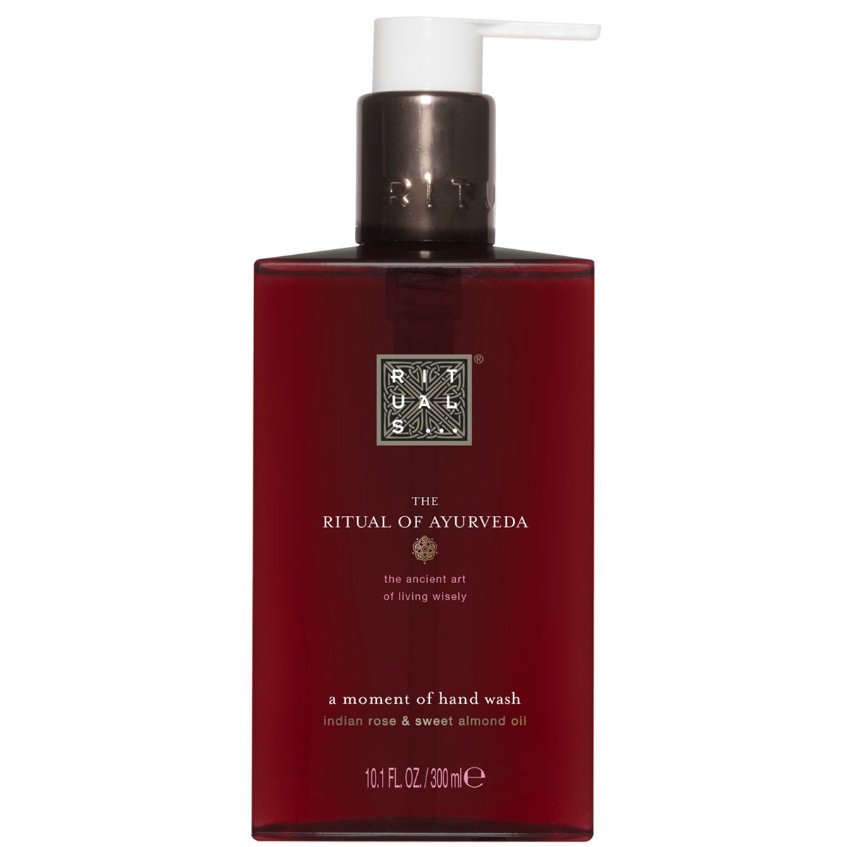 Rituals... The Ritual of Ayurveda Hand Wash