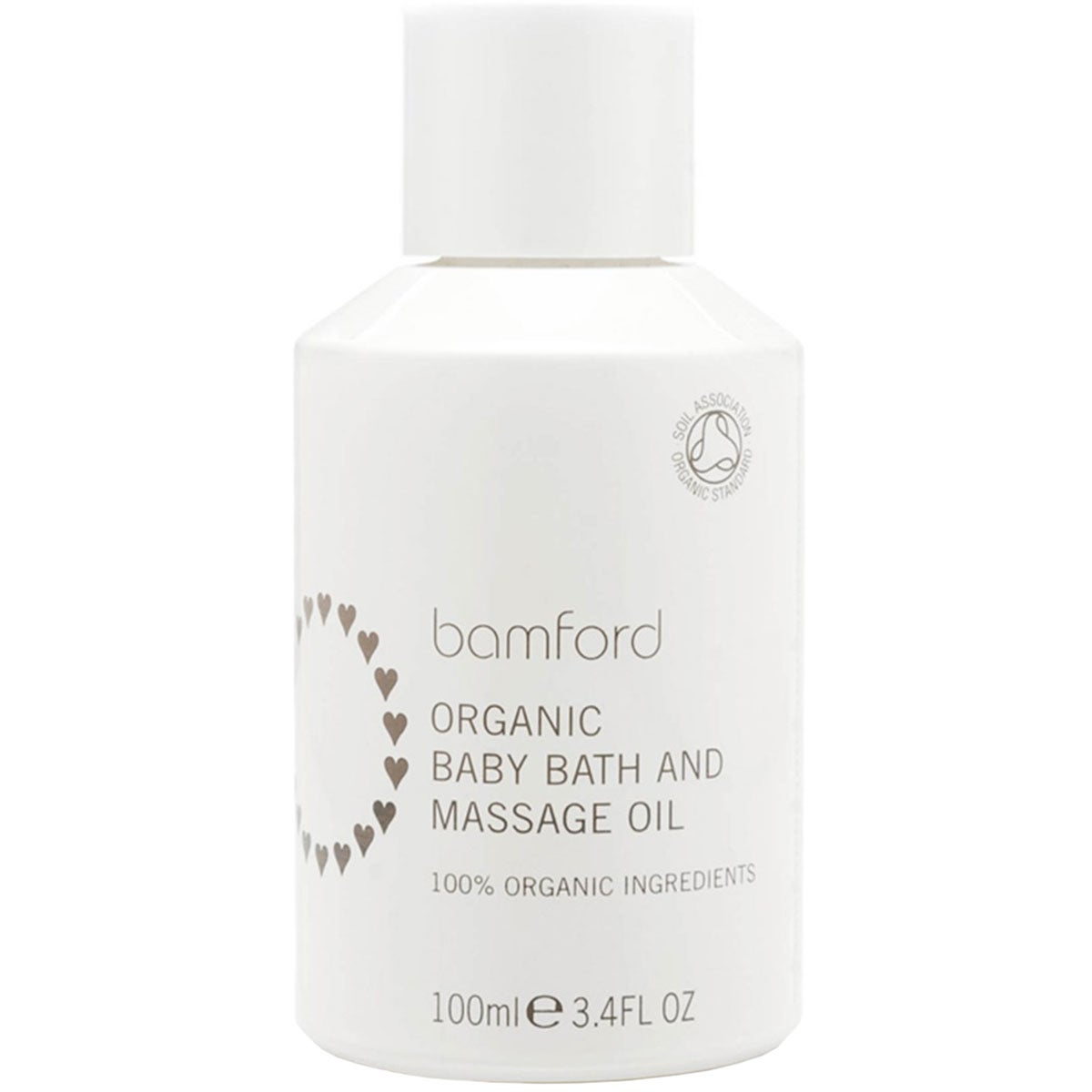 Bamford ORGANIC BABY BATH & MASSAGE OIL