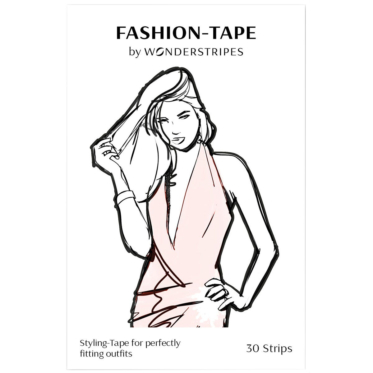 Wonderstripes Fashion Styling - Tape