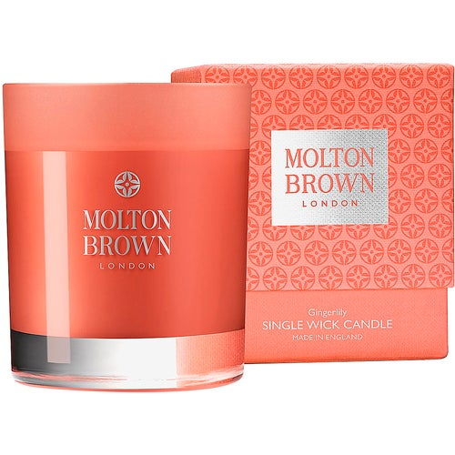Molton Brown Gingerlily Single Wick Candle