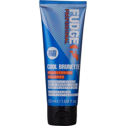 Fudge Cool Brunette Blue Toning Shampoo
