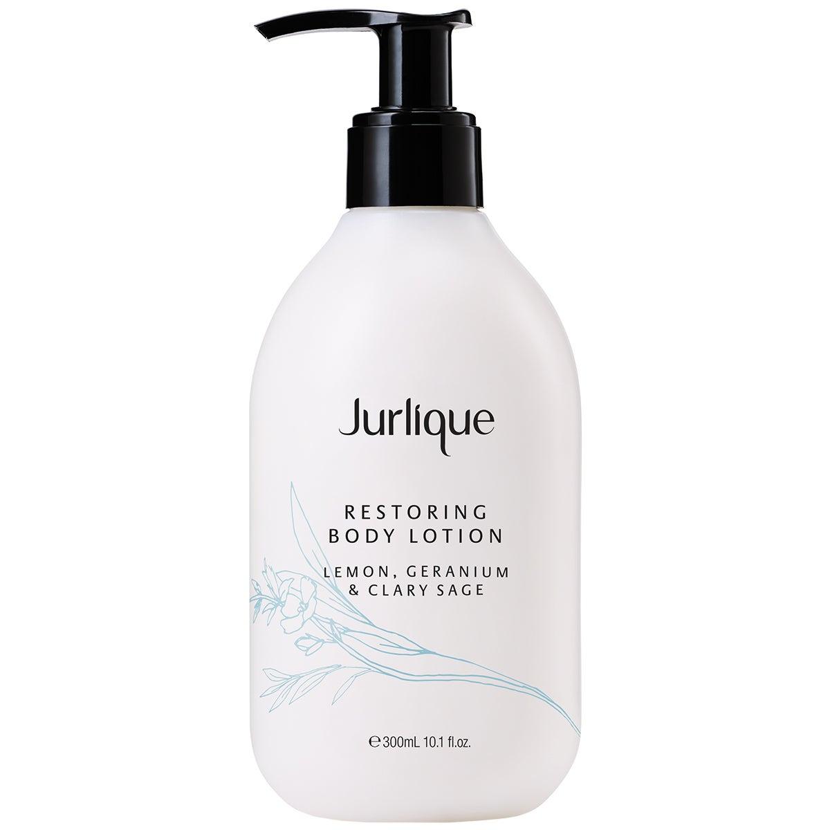 Jurlique Restoring Body Lotion Lemon Geranium & Clary Sage