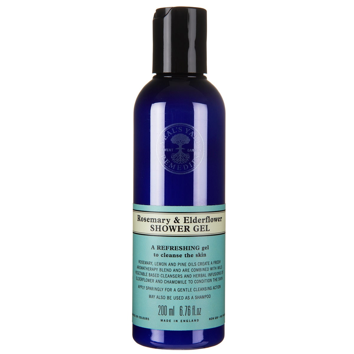 Neal's Yard Remedies Rosemary & Elderflower Shower Gel