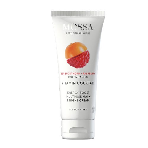 MOSSA Vitamin Cocktail Mask&Night cream
