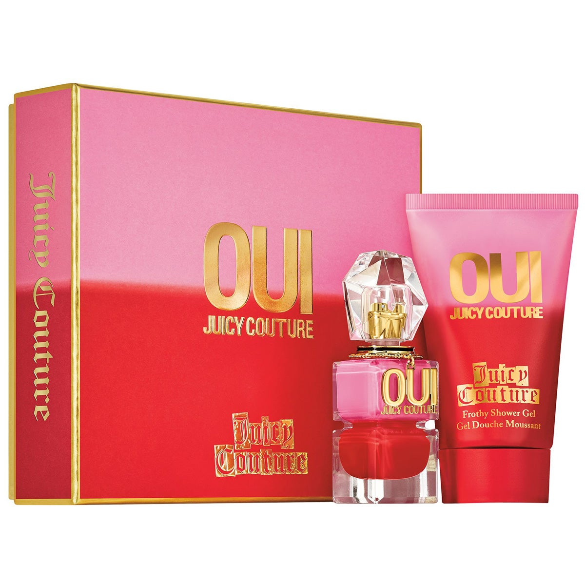 Juicy Couture Oui  Gift Set 2018