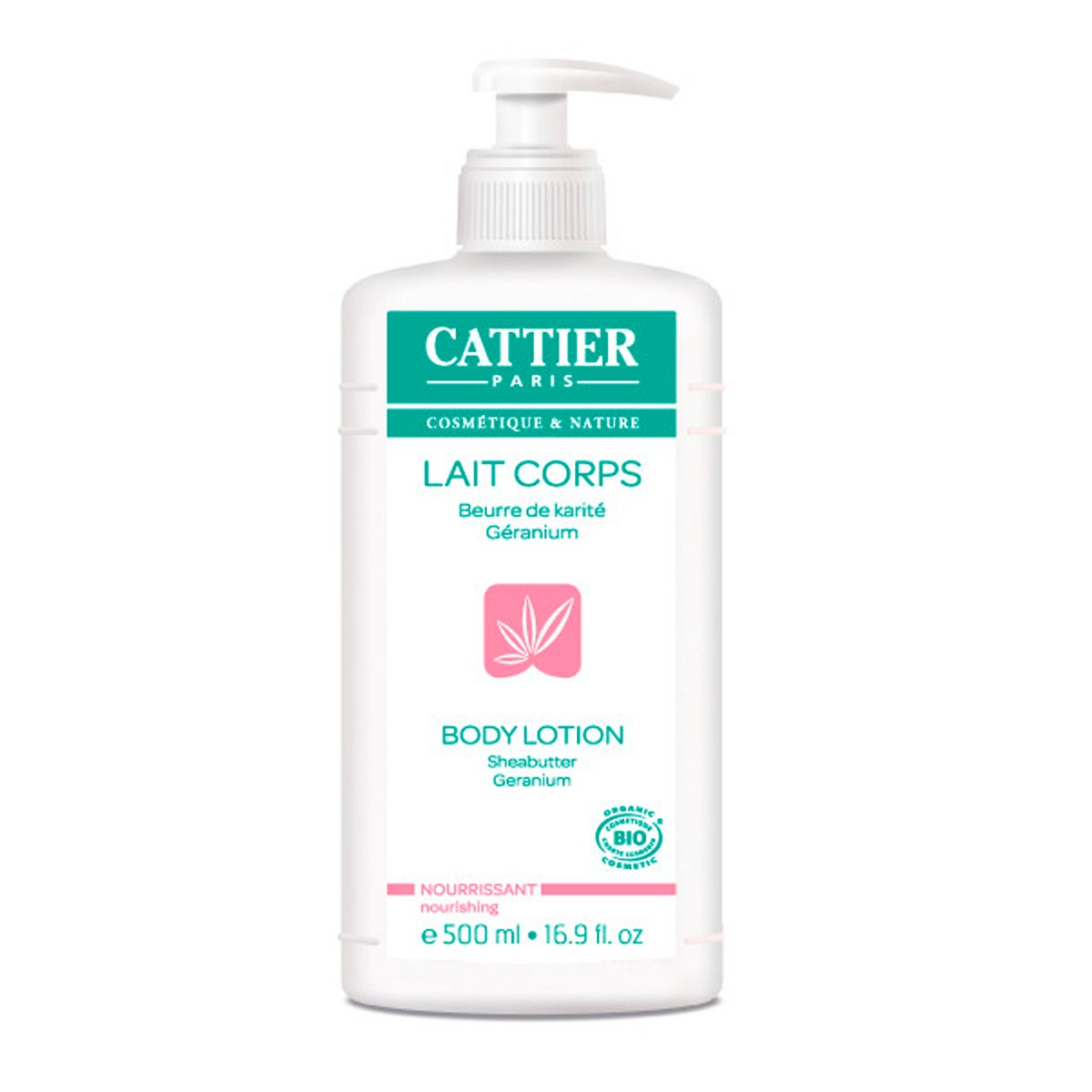Cattier Paris Nourishing Body Milk
