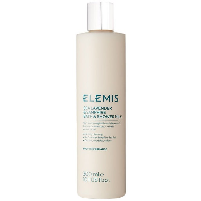 Elemis Sea Lavender & Samphire Bath & Shower Milk