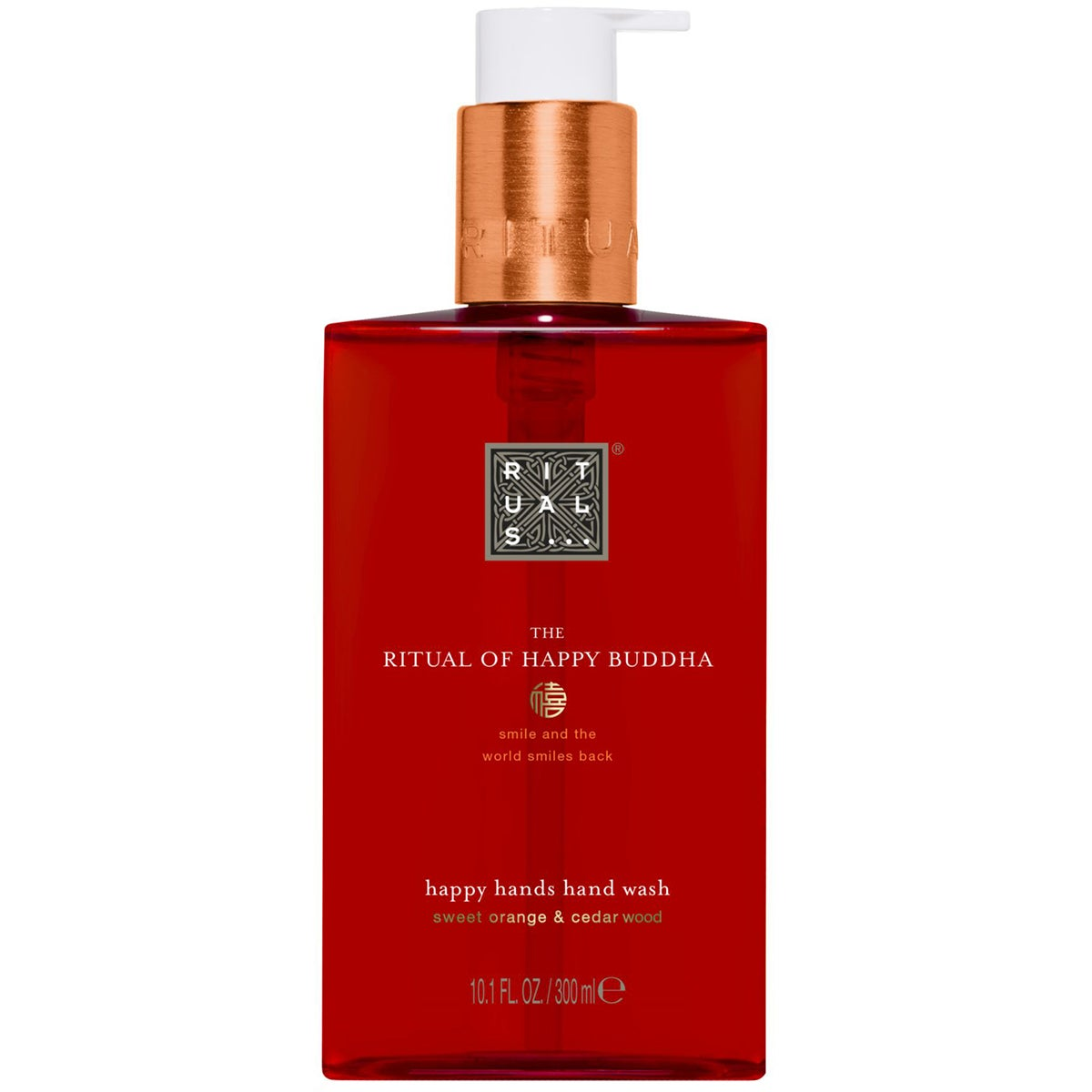 Rituals... Rituals The Ritual of Happy Buddha Hand Wash