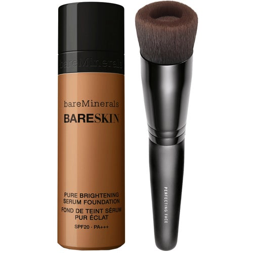 bareMinerals bareMinerals bareSkin Almond & Perfecting Face Brush