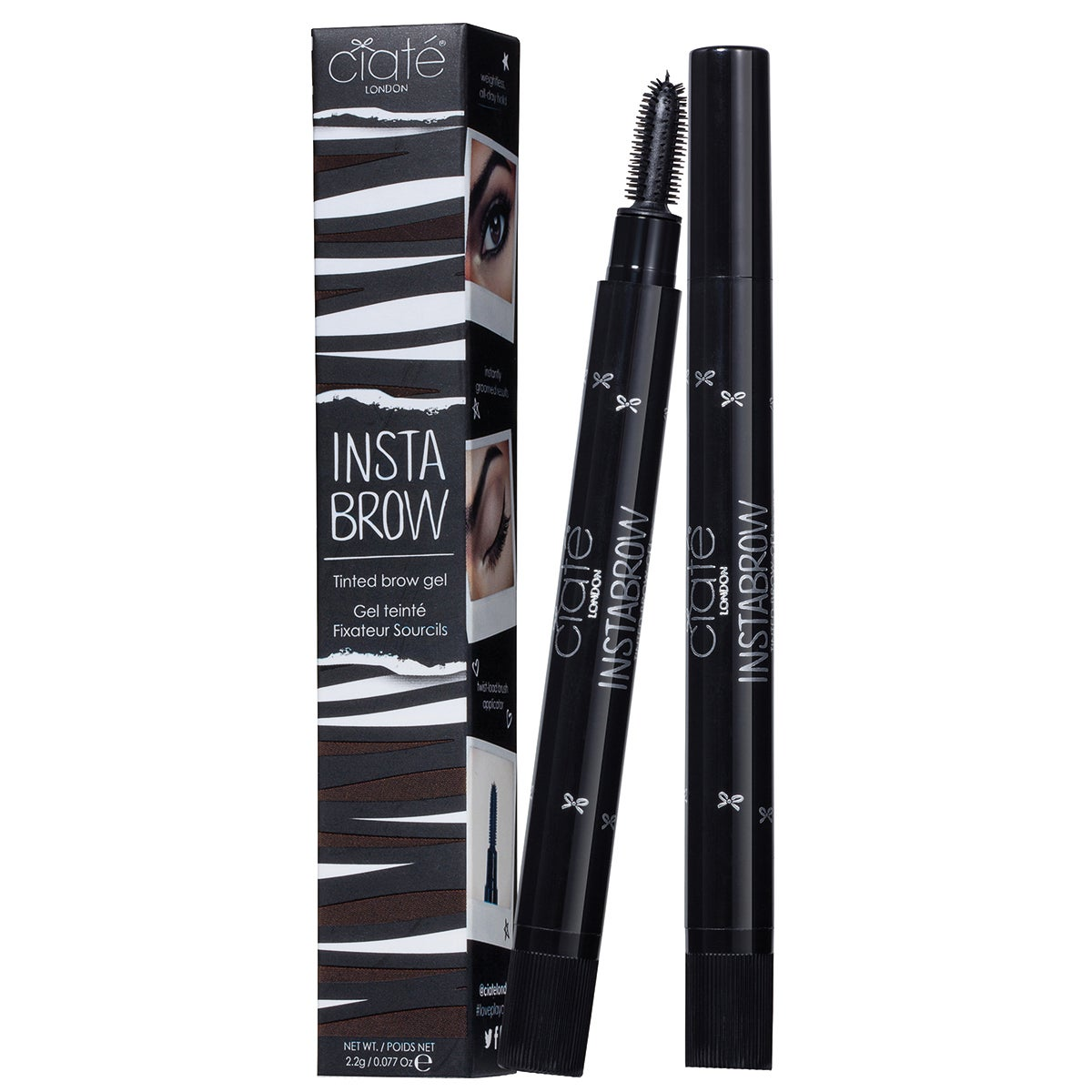 Ciaté Insta Brow Tinted Brow Gel