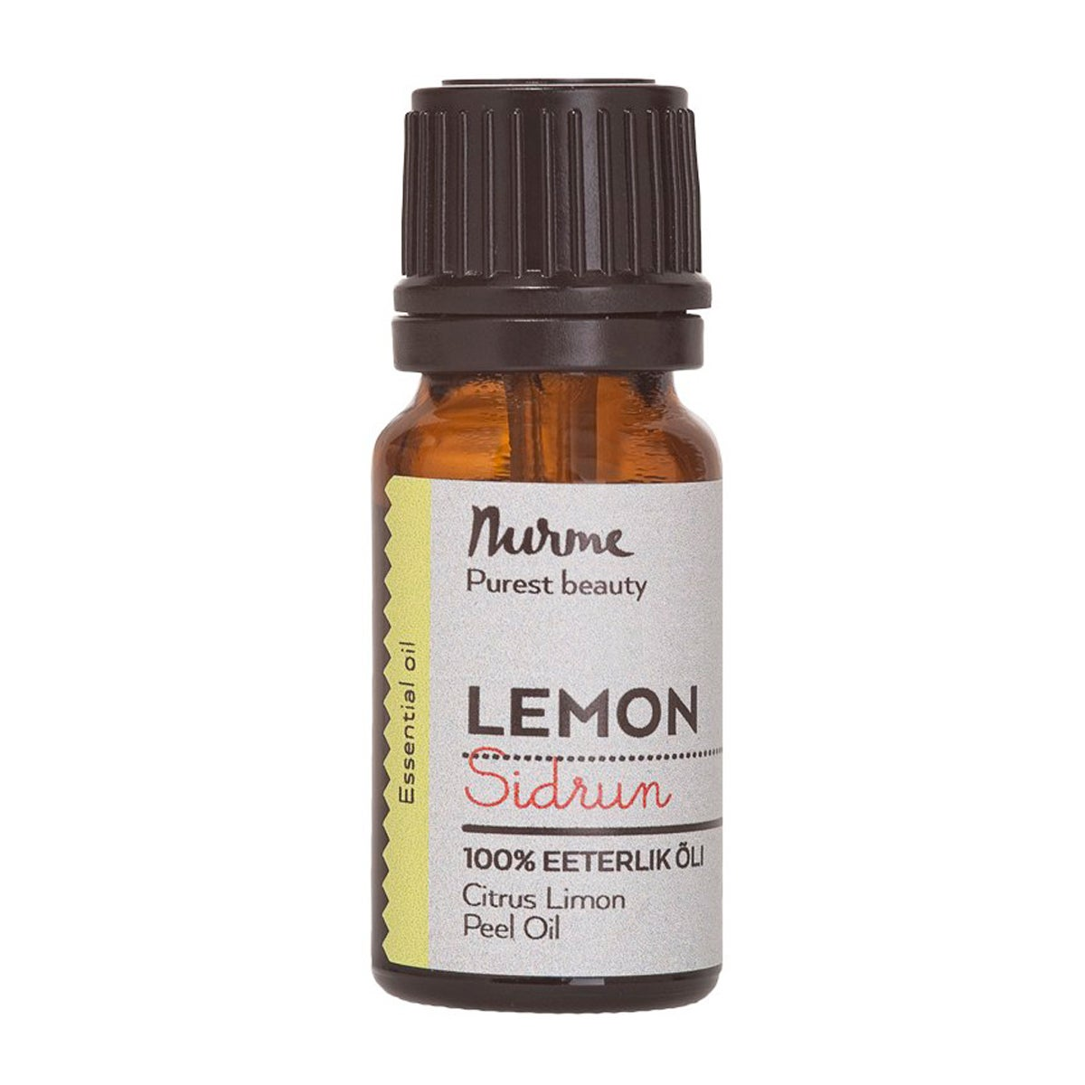 Nurme Lemon Essential Oil