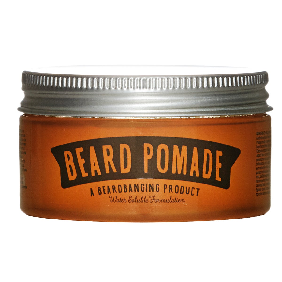 Beard Junk by Waterclouds Beard Junk Beard Pomade