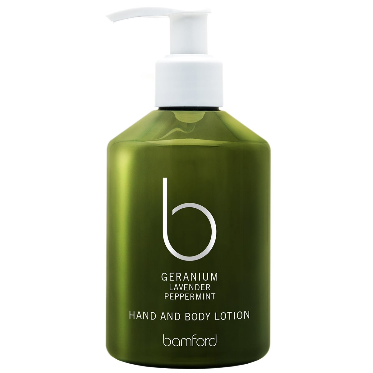 Bamford Geranium Hand & Body Lotion