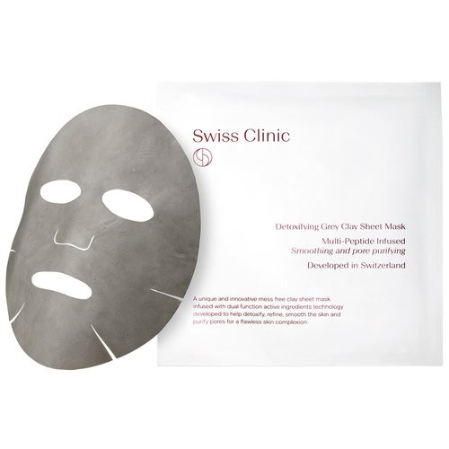 Swiss Clinic Detoxifying Grey Clay Mask