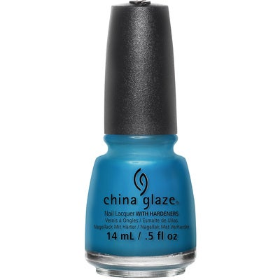 China Glaze Nail Lacquer, License & Registration PLS