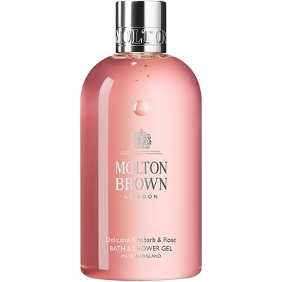 Molton Brown Rhubarb & Rose Body Wash