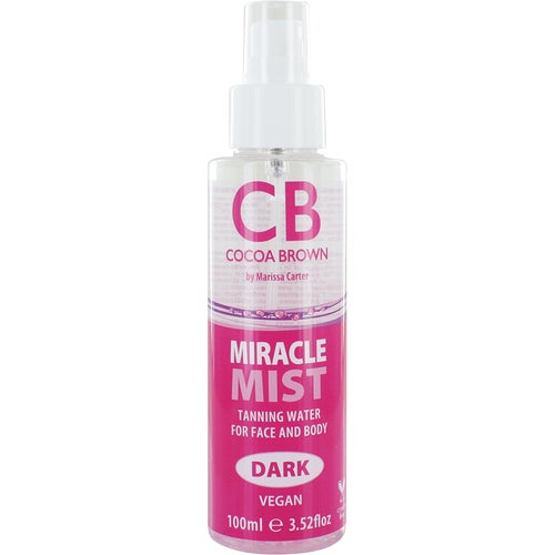 Cocoa Brown Tan Miracle Mist Tanning Water Dark