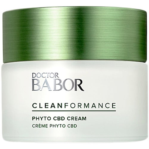 Babor Cleanformance Phyto CBD 24h Cream