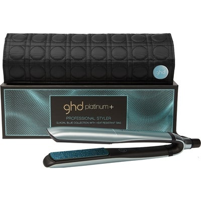 ghd Glacial Blue Platinum+ Professional Styler