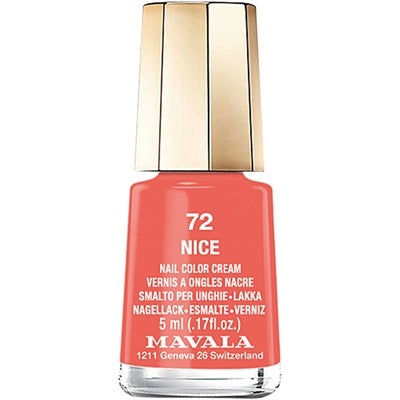 Mavala Nail Color Cream, 72 Nice
