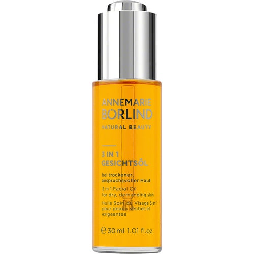 Annemarie Börlind 3-in-1 Facial Oil for dry, demanding skin