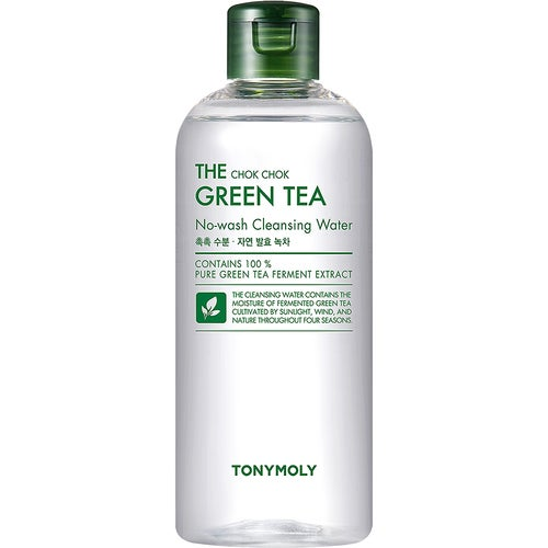 Tonymoly The Chok Chok Green Tea Cleansing Water