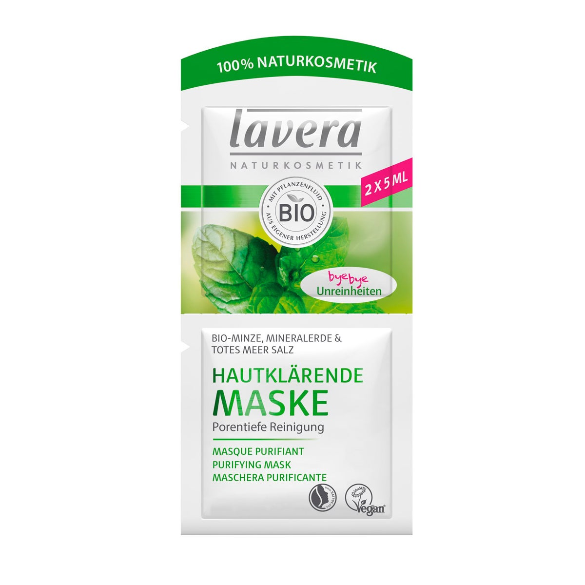 Lavera Purifying Mask Mint