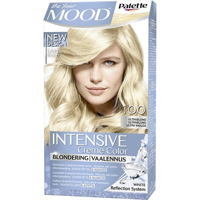 MOOD Mood Haircolor 100 Ultra Blond