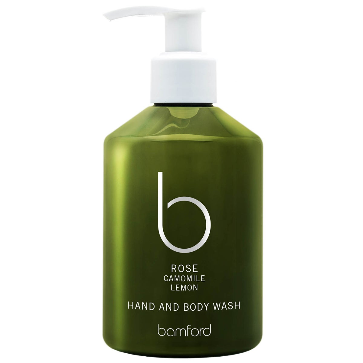Bamford Rose Hand & Body Wash