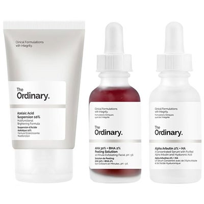The Ordinary. The Ordinary Set of Actives - Bright Skin