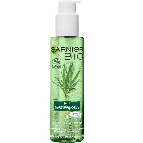 Garnier Lemongrass Balancing Gel Wash