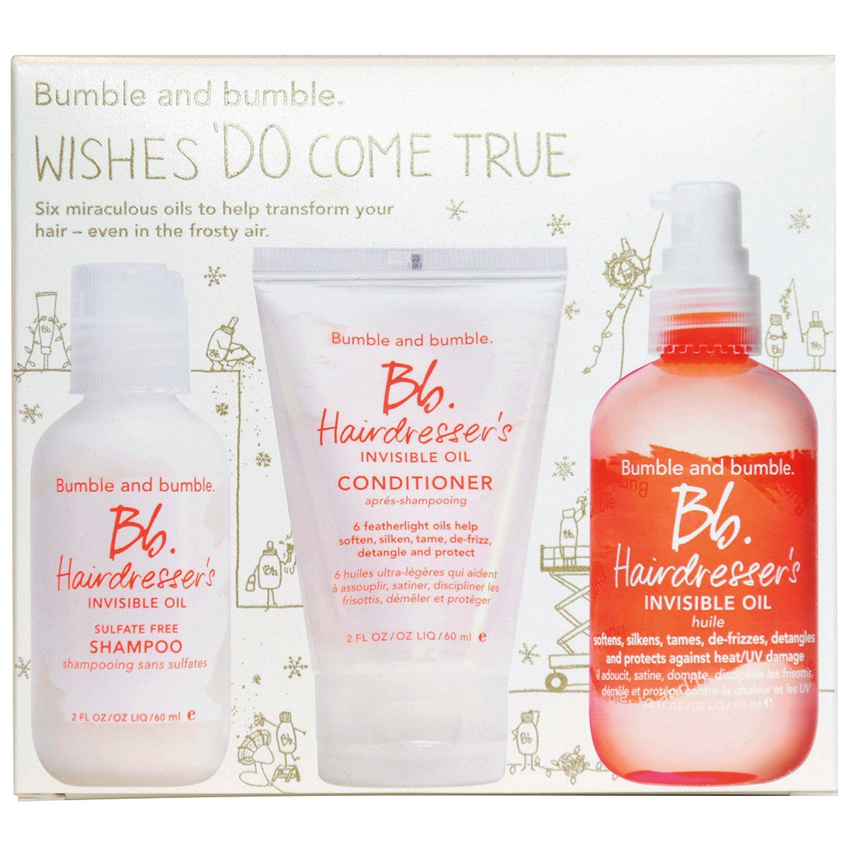 Bumble & Bumble Holiday 2016 Hairdressers Set