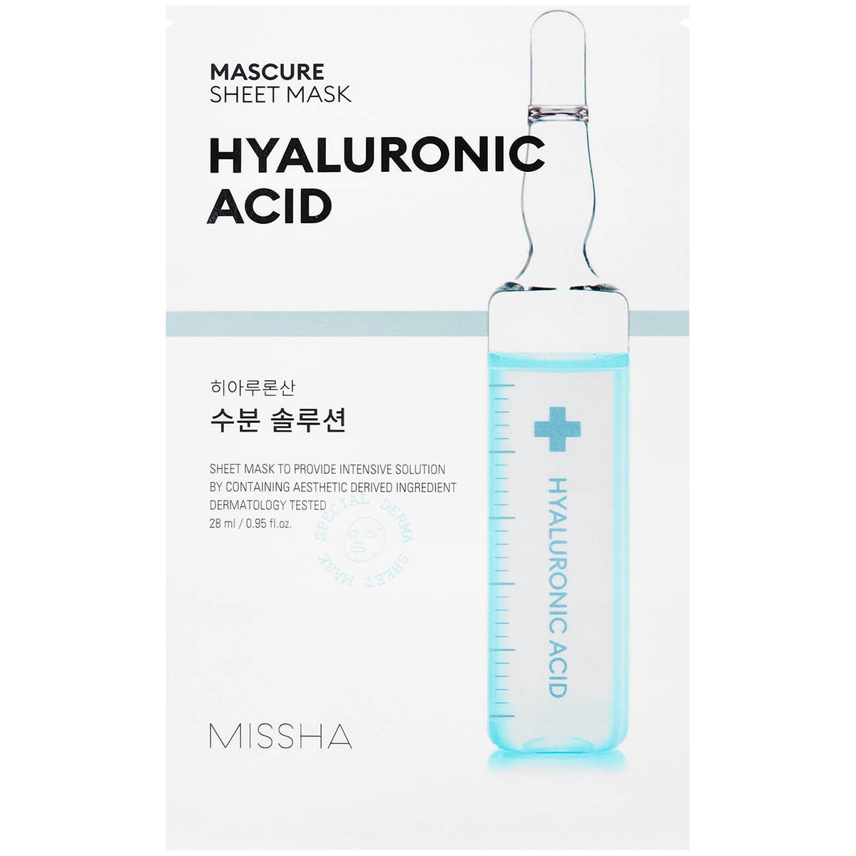 MISSHA Mascure Hydra Solution Sheet Mask