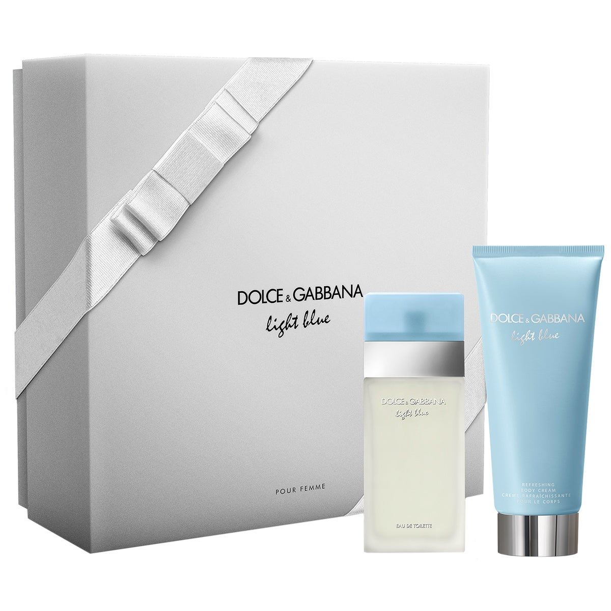 Dolce & Gabbana Light Blue Gift Set 2018