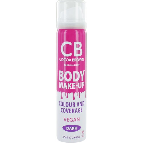 Cocoa Brown Body Make-Up Dark Colour & Coverage