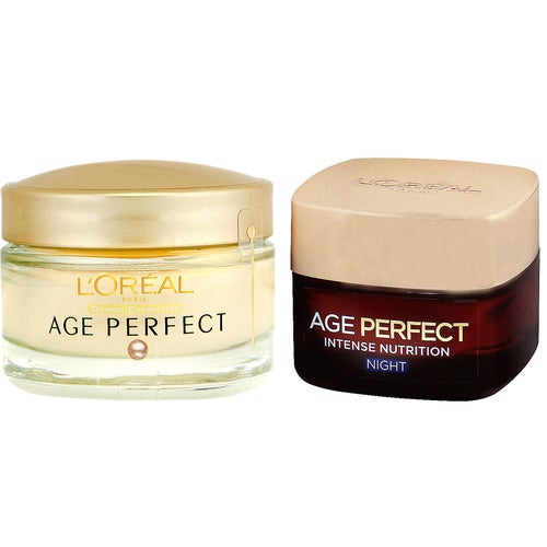 L'Oréal Paris L'Oréal Paris LSC Age Perfect Intense Nutrition Day & Night