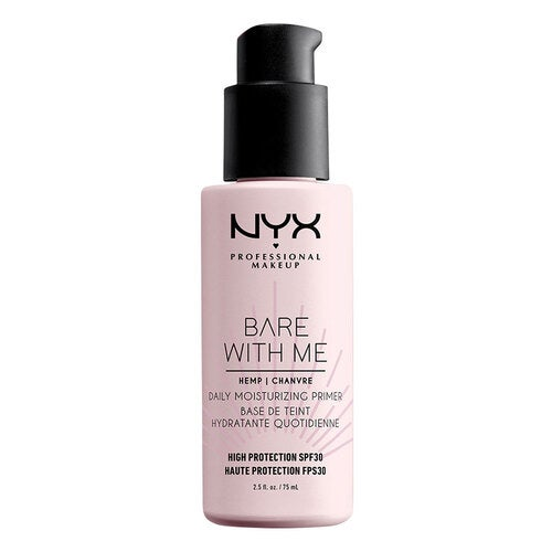 NYX Professional Makeup Bare With Me Hemp SPF 30 Daily Protecting Primer