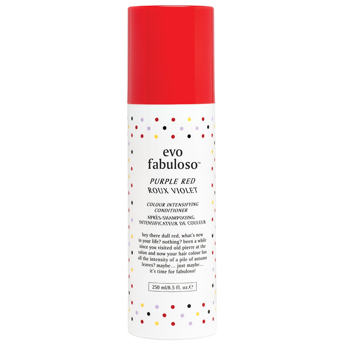 evo Fabuloso Colour Intensifying Conditioner - Purple Red