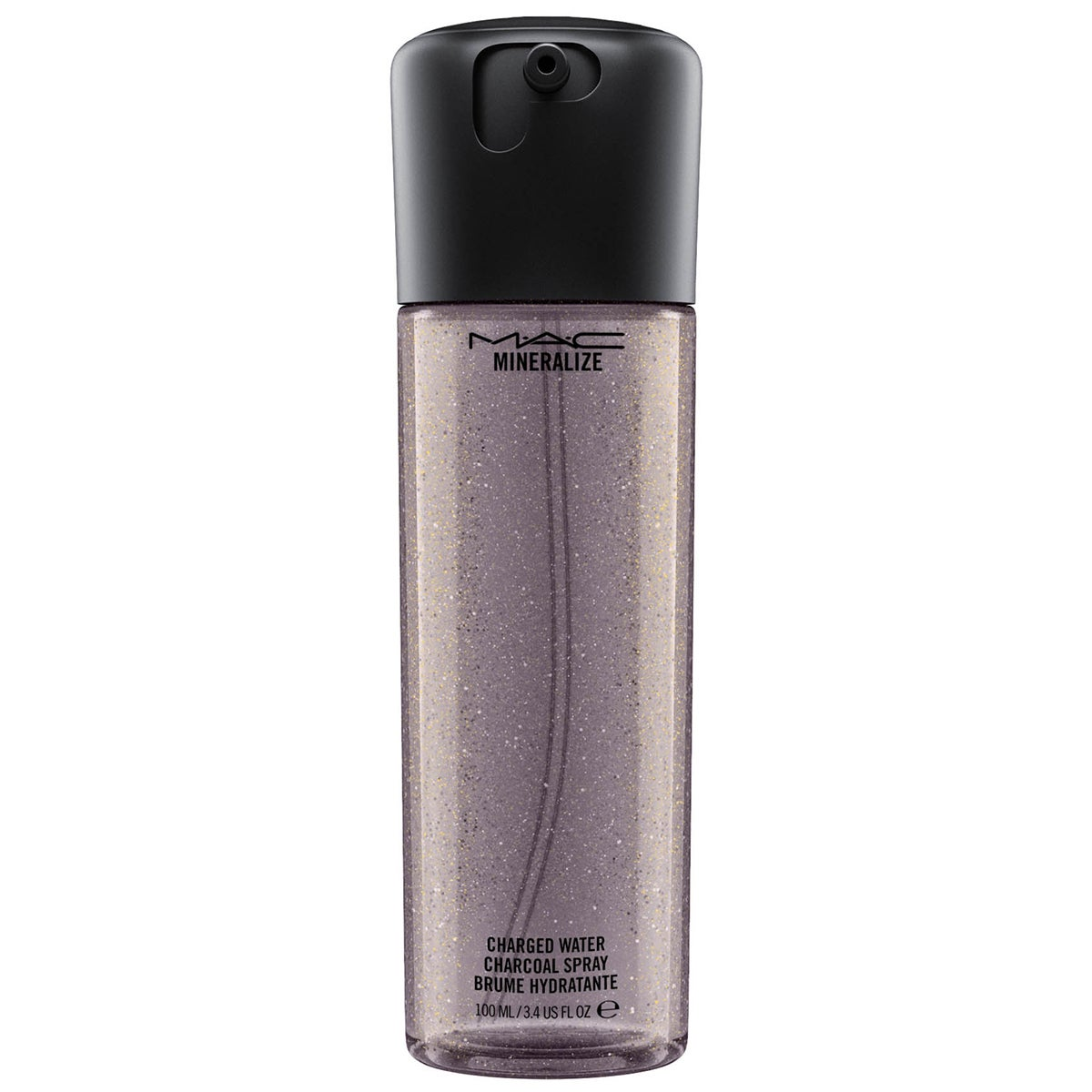 MAC Cosmetics Mineralize Charged Water Charcoal Spray