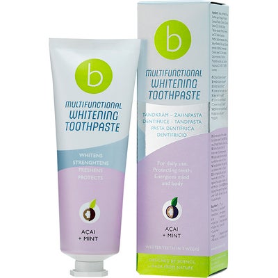 beconfiDent Multifunctional Whitening Toothpaste