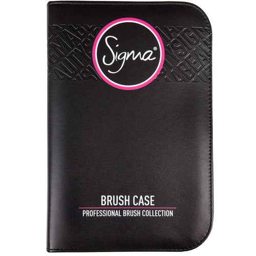 Sigma Beauty Professional Brush Collection Brush Case, Black